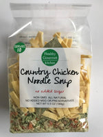 Country Chicken Noodle soup