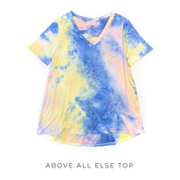 Above All Else Top
