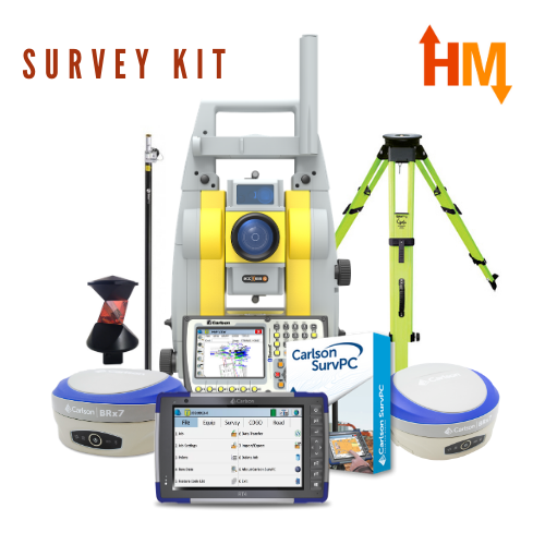 Carlson Survey Kit