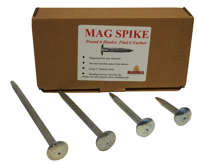 Mag Nails - MagSpike – 3/8 X 3 Inch