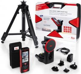 Measuring Tool - Leica DISTO™ D810 Touch Case With Tripod TRI 70 And Leica Adapter FTA360