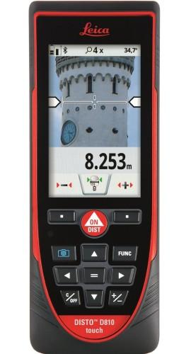 Measuring Tool - Leica DISTO™ D810 Touch US Hand-Lasermeter