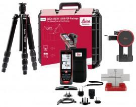 Measuring Tool - Leica DISTO™ S910 Incl. Leica FTA 360-S And TRI 120 In Rugged Case; For P2P Measurements