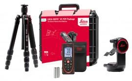 Measuring Tool - Leica DISTO™ X4-1 Incl. Leica DST 360 And TRI120 In Rugged Case; For P2P Measurements