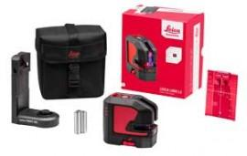 Measuring Tool - Leica LINO L2s-1  Self-Levelling Cross-Line Laser, Red Beam Starter Kit