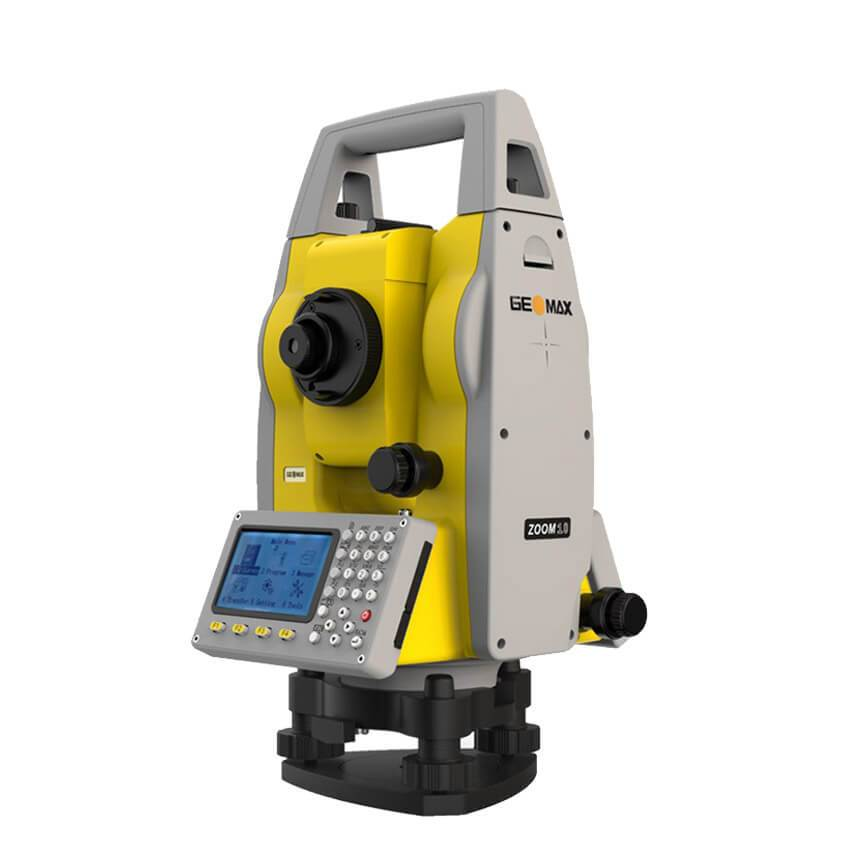 Total Stations - GeoMax Zoom 10