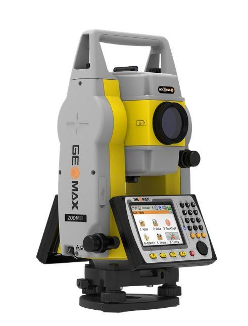 Total Stations - Geomax Zoom 50 Series Total Station