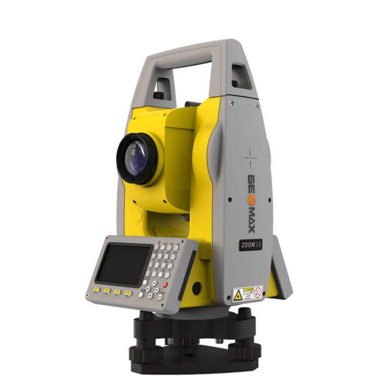 Total Stations - Pre-Owned GeoMax Zoom 10 Total Station