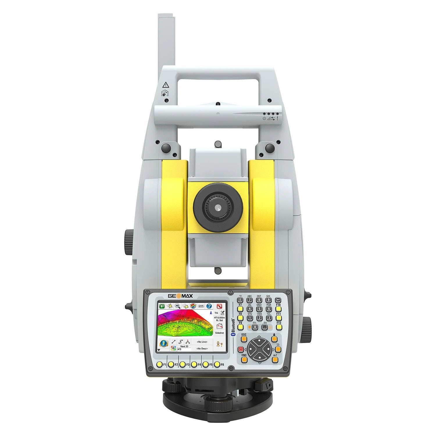 Total Stations - Pre-Owned GeoMax Zoom90R A5