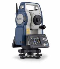 Total Stations - Pre-Owned Sokkia SRX2x With RCPR4