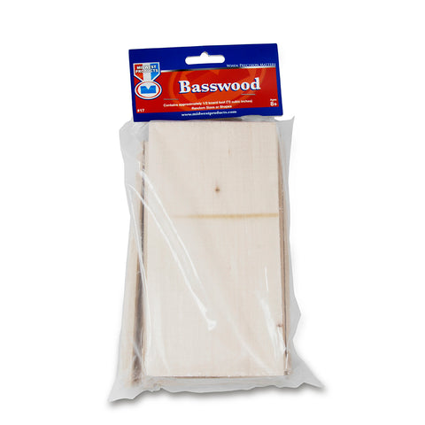 Basswood Economy Bag-SKU 17