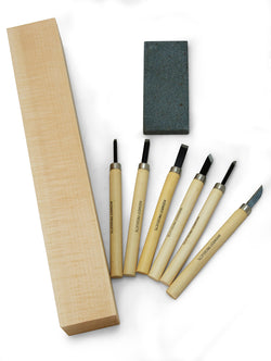 Wood Carver's Starter Kit-SKU 3804