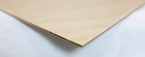 3 Mm X 12 Quot X 24 Quot Craft Plywood Sku 5306w Midwest Products