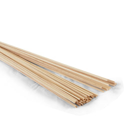 3/32 x 3/32 x 24 Basswood Strips - SKU 4033