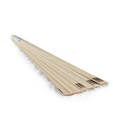 1/16 x 1 x 24 Basswood Sheets-SKU 4102