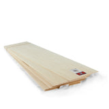 3/32 X 6 X 24 Basswood Sheets-SKU 4126