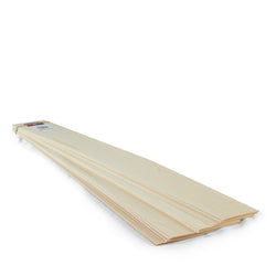 1/32 x 3 x 24 Basswood Sheets-SKU 4301