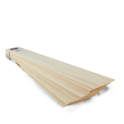 3/32 x 3 x 24 Basswood Sheets-SKU 4303