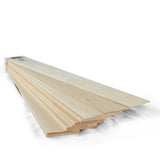1/8 x 3 x 24 Basswood Sheet - SKU 4304