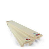 1/2 x 3 x 24 Basswood Sheets-SKU 4309