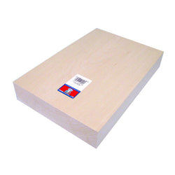 2 x 8 x 12 Basswood Block-SKU 4431