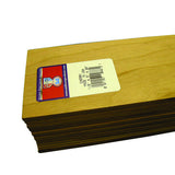 6mm (1/4) x12x24 Craft Plywood - SKU 5316