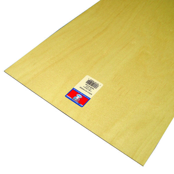 1/16 X 12 X 24 Ply Wood-SKU 5242W