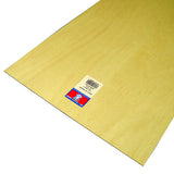 6 MM X 6 X 12 Lt. Plywood-SKU 5520W