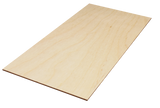 "3 mm x 6"" x 12"" Craft Plywood - 5304W"