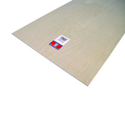 3mm (1/8)x12x24 Craft Plywood - SKU 5306