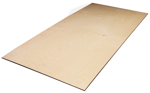 "3 mm x 12"" x 24"" Craft Plywood - SKU 5306W"