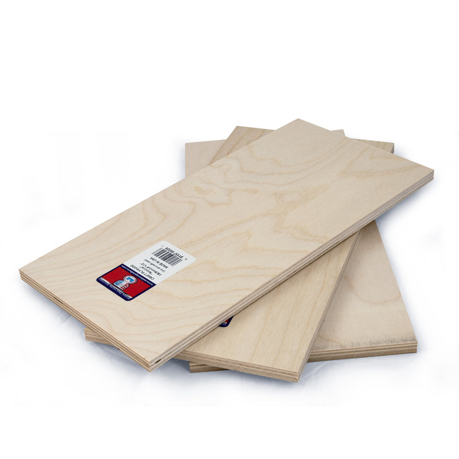 9mm 3 8 X 6 Quot X 12 Quot Craft Plywood Sku 5324 Midwest