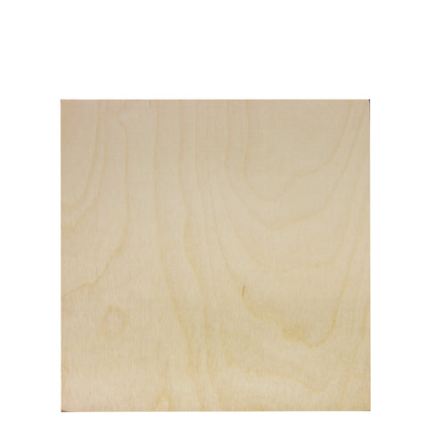 9mm (3/8)x12x12 Craft Plywood - SKU 5325
