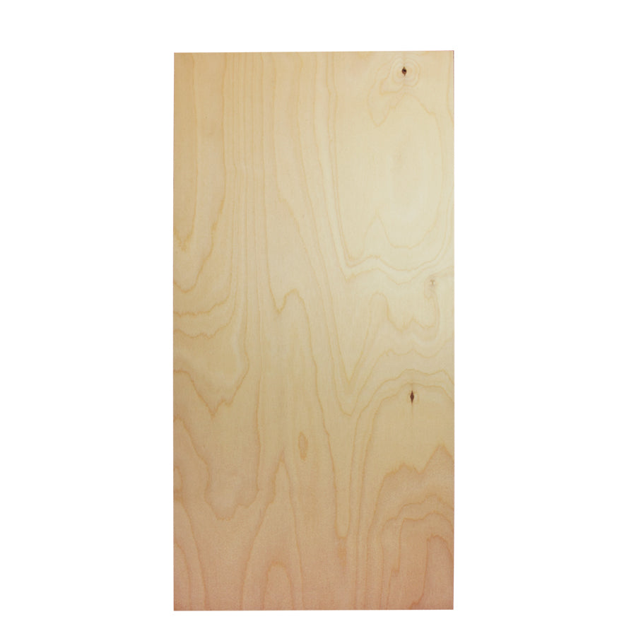 12mm (1/2)x12x24 Craft Plywood - SKU 5336