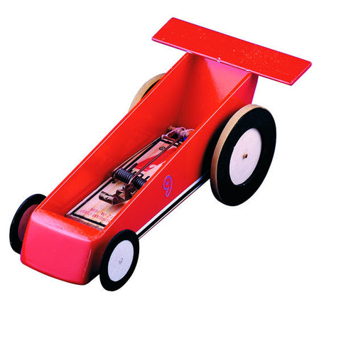 Single Mouse Trap Racer-SKU 54202