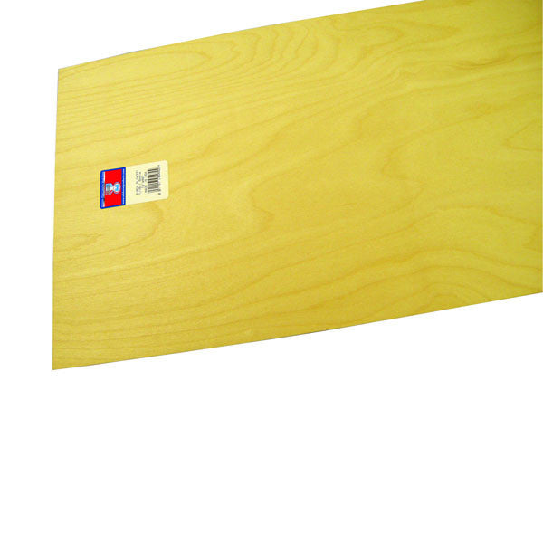1/16 X 12 X 48 Birch Plywood-SKU 5482W