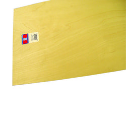 3/32 X 12 X 48 Birch Plywood-SKU 5483W