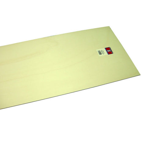 3 MM X 12 X 48 Lt. Plywood-SKU 5550W