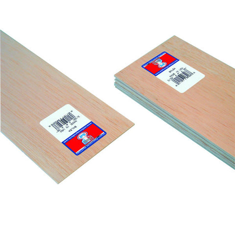 3/32 X 4 X 36 Balsa Wood-SKU 6403W