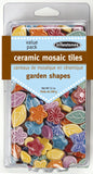 Garden Shapes Mosaic Tiles-SKU 911-24234MW