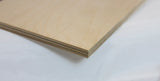 "9mm (3/8) x 12"" x 12"" Craft Plywood - SKU 5325"