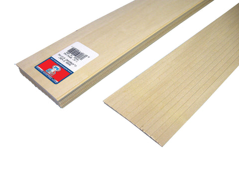 "1/4"" x 24"" Clapboard Siding - SKU 4451"