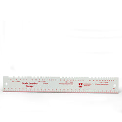 Scale Lumber Gauge-SKU 1124
