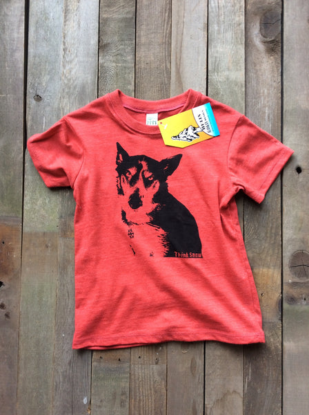 Pup toddler tee shirt