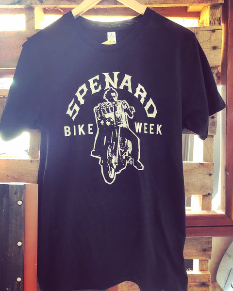 Spenard Bike Week tee