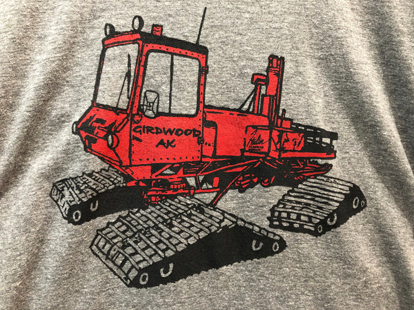 Girdwood snowcat tees