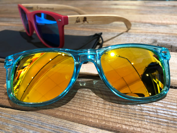 Hulin Alaskan signature sunglasses