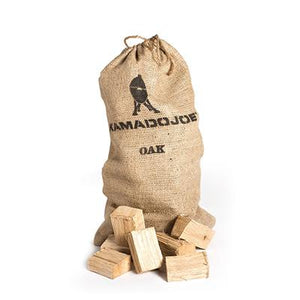 Product shot of the Oak Chunks 10 Pound Bag
