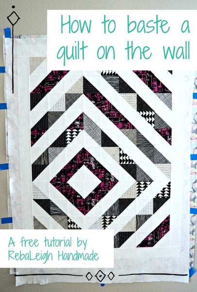 Wall basting tutorial