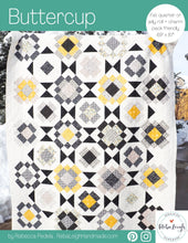 Load image into Gallery viewer, Buttercup PDF quilt pattern